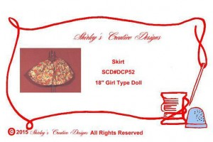 52 Skirt ENVELOPE WITH CORRECT COPYRIGHT - Copy