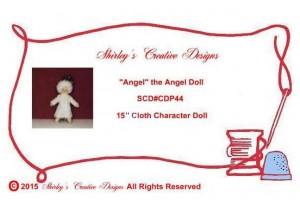 Angel envelope WITH CORRECT COPYRIGHT - Copy