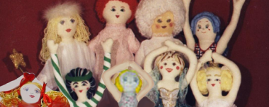 Shirley's Creative Designs Cloth Dolls